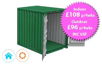 10ft x 8ft Container
